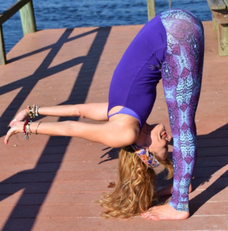 Why I post my yoga photos on Instagram
