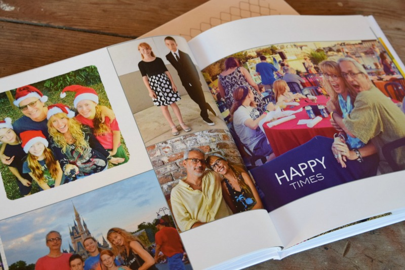 The busy mom´s way to make a family photo book