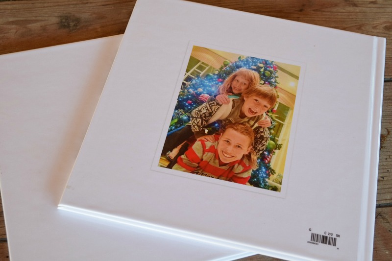 The busy mom´s solution to making a family photo book