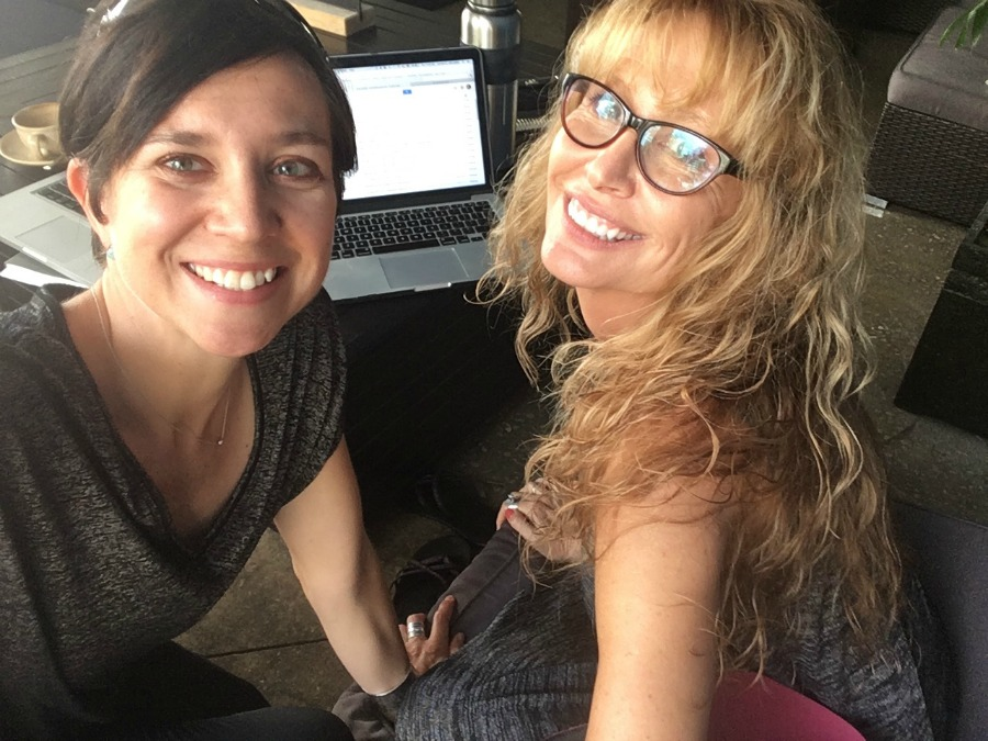 Johanna Voss and Lorraine C. Ladish